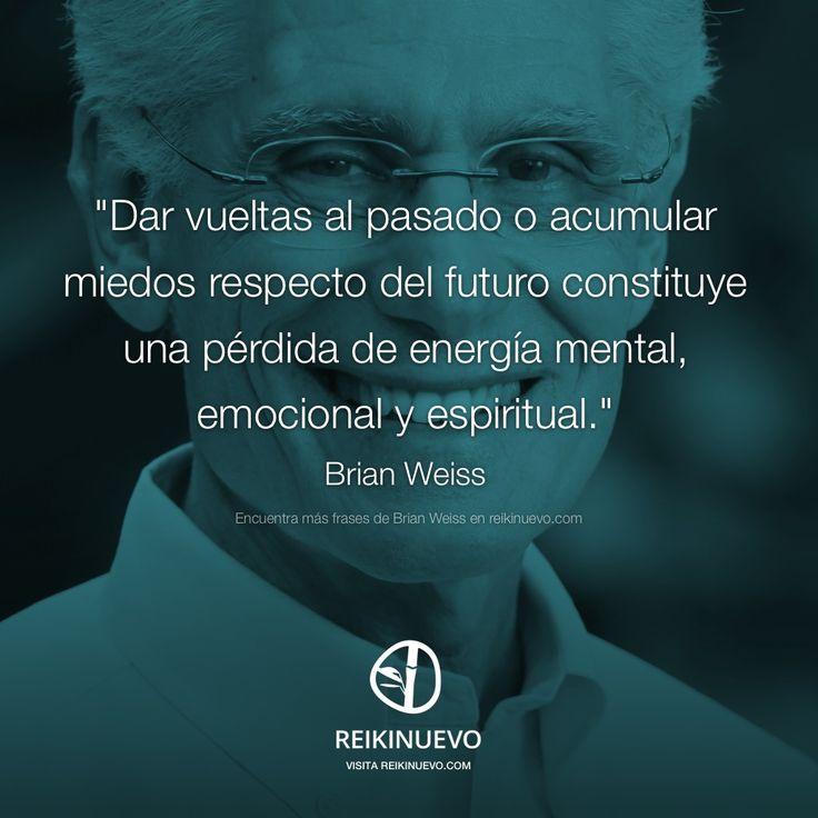 Evitar la pérdida de energía (Brian Weiss) http://reikinuevo.com/evitar-perdida-energia-brian-weiss/