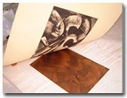 DIY: How to make a monoprint and monotype - a printmaking lesson