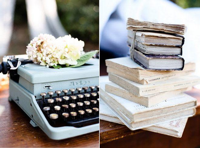 ideas para organizar tu boda con detalles vintage bodas wedding