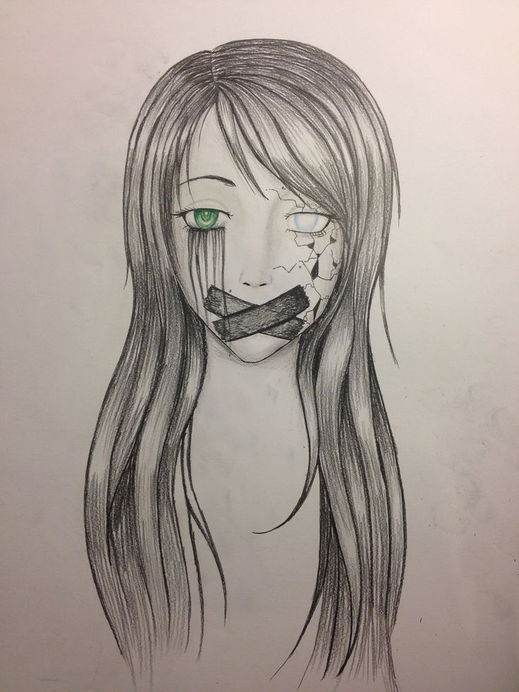 drawing depression - Google Search | to draw | Pinterest ...