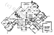 1000 images about floor plans on pinterest bonus rooms Barrier free house plans