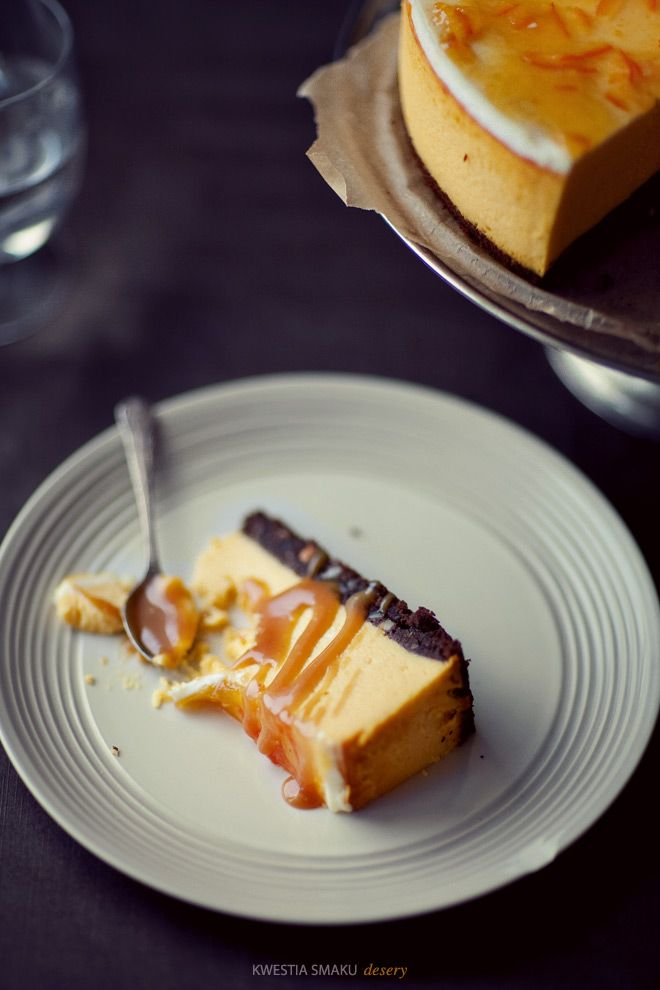 Pumpkin Cheescake [recipe :: use the translator]