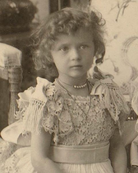 Grand Duchess Tatiana…