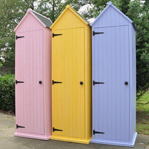 Gartenschrank Color Von Leco Online Kaufen Bei Wayfair De Finden Sie Fur Jeden Stil Geldbeutel Armoire De Jardin Outils Jardinage Jardins En Bois