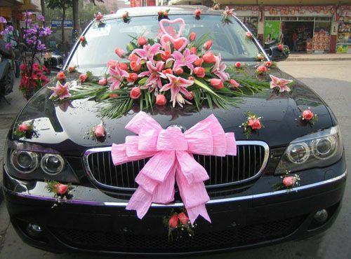 CarDecor.com recommends: How to Decorate wedding Car Ideas