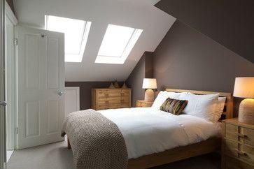 Loft bedroom colour ideas