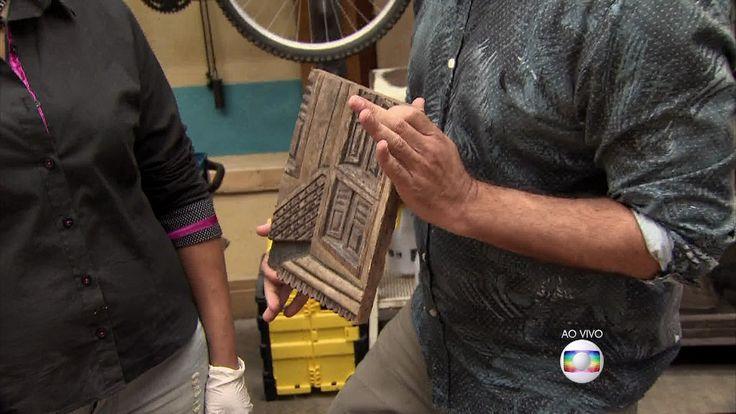 É de Casa | Cátia Feijão ensina dicas para restaurar móveis de madeira em casa | Globo Play