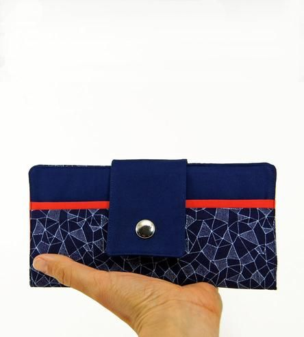 Geometric Passport Wallet by MinneBITES on Scoutmob Shoppe @Shoppe by Scoutmob #dreamweekender
