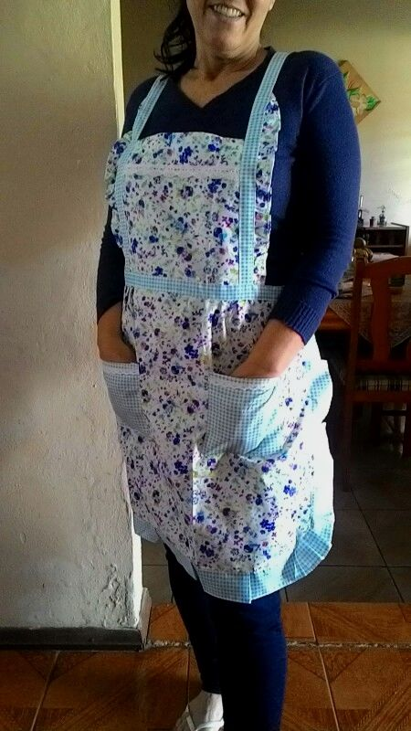Alluring Comfy Cooking Chef Floral Women's Bib with Pocket apron, aprons for women, aprons for sale, ladies aprons, womens aprons, women apron, kitchen apron, apron for a woman, cotton aprons, denim aprons, retro aprons, sexy women aprons,  kitchen apron for women, apron for couples, restaurant aprons, apron with pocket, mother daughter aprons, funny aprons for women, floral apron, retro apron, homemade aprons, protective apron, pinafore apron, Bungalow apron, Clerical garment,