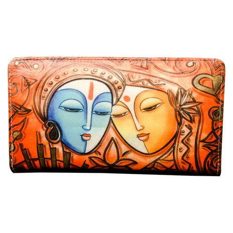 Ethnic Radhe Krishna  Clutch Shop on www.bonyhub.com