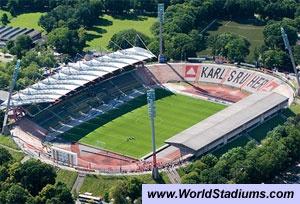 Wildparkstadion, Karlsruher SC