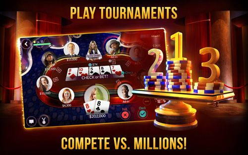 Poker Gratis Terbaik di Android-zyngapoker