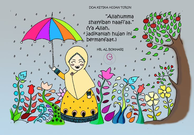 Digital Colouring #islamic #kids #illustration #ciprut.co #4 #doodle_by_@hindipendent