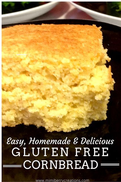Gluten free biscuits, Cornbread and Gluten free breads on Pinterest