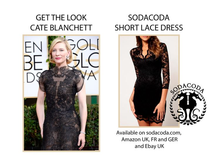 Celebrating Cate Blanchett the red carpet queen! Get the look with SodaCoda! http://bit.ly/1nJgOtn