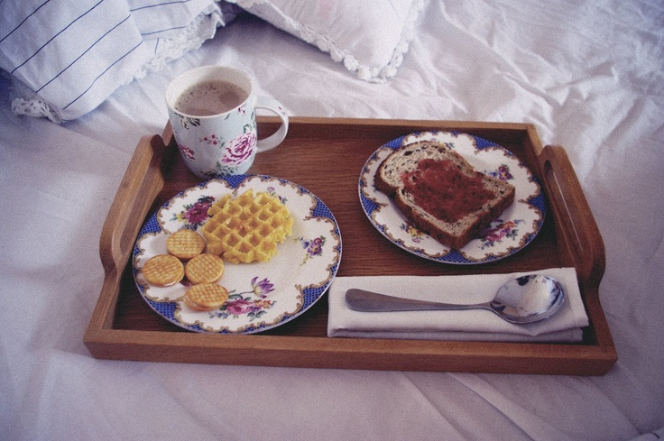 wheat bread with jam, belgian waffle, biscuits, and coffee