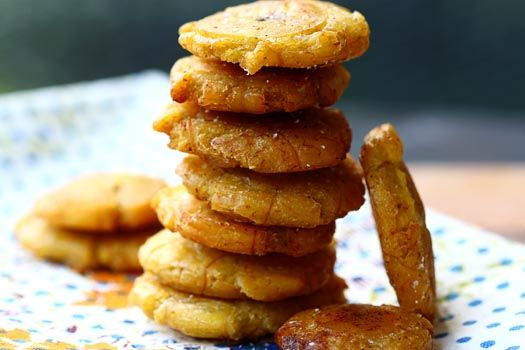 Plantains: Fries Plantain, Chips, Toston Recipes Sweet, Ecuador, Cooking Plantain, Cast Irons Grill, Plantain Recipes, Green Plantain, Sweet Dreams