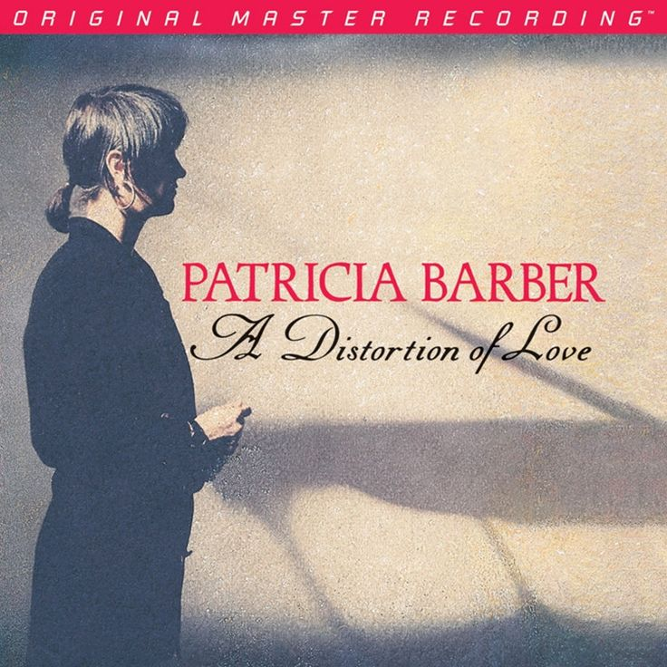 PATRICIA BARBER - A DISTORTION OF LOVE (NUMBERED LIMITED EDITION 180G 2 Vinyl LP)