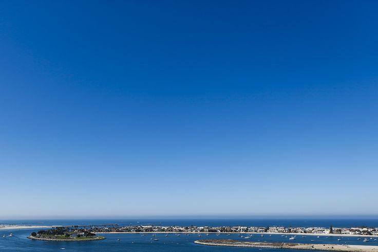 Autor: Piervi Fonseca | Ano: 2012 | Título: Divisão | Descrição: Mission Bay, baía de água salgada, localizada ao sul da comunidade Pacific Beach, na cidade de San Diego, no estado norte-americano da Califórnia.