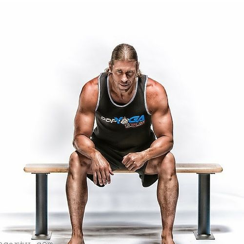 Wrestler Stevie Richards          6 week Training package for $29.00.  YES PLEASE!!!! He's in freaking awesome shape!! #StevieRichards