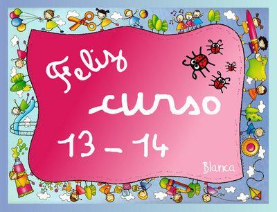 Actividades para Educación Infantil: COMIENZO CURSO 13-14 (con sorpresa)