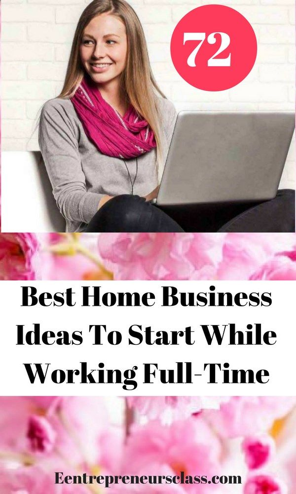 Need best home business Ideas? - Here are my picks for the best business ideas you can start right now, while youre still working full-time.