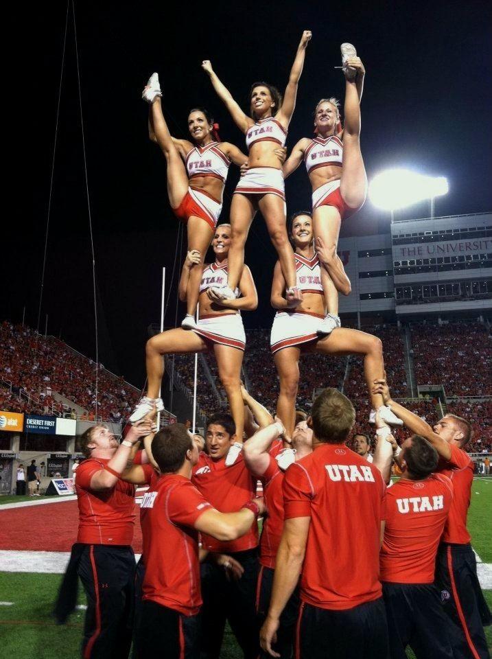 Great Pyramid Utah Cheer Poses Cheerleading Cheerleading Stunt