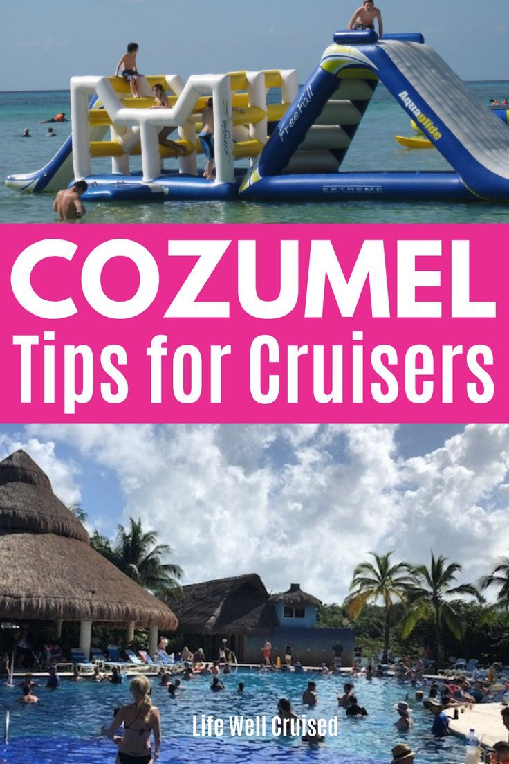21 Most Recommended Things To Do In Cozumel With Images Mexico
