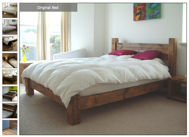 Best 25+ Reclaimed Wood Bed Frame Ideas On Pinterest   Reclaimed Wood Beds,  Diy Bed Frame And Rustic Wood Bed