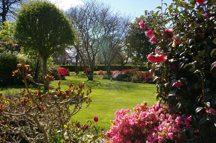 Mejores 8 imágenes de Séjours au jardin en Pinterest | Bretagne ...