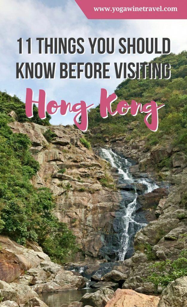 Yogawinetravel.com: 11 Things You Should Know Before Visiting Hong Kong