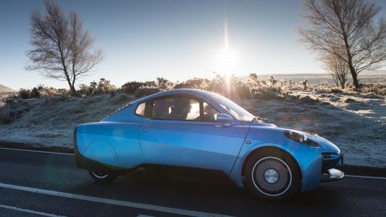 You can now help make this hydrogen car a reality  but youll never own one