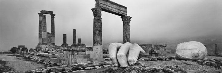 Jordan (Amman), from the series Archaeology, 2012; photo by Josef Koudelka