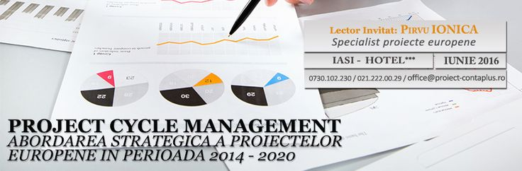 Curs Project Cycle Management