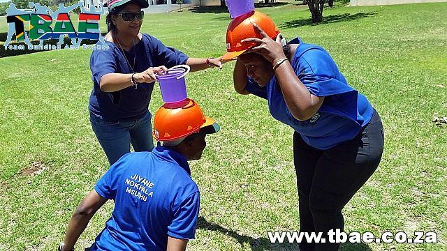 Nedbank Tribal Survivor Team Building Muldersdrift #Nedbank #TribalSurvivor #TeamBuilding