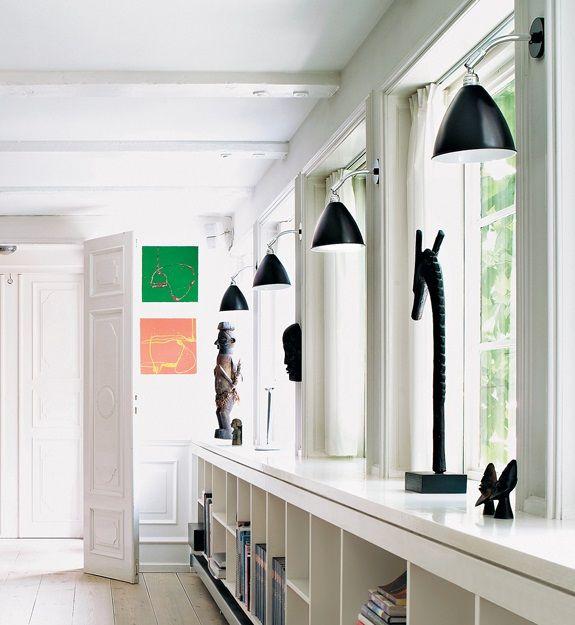 Gubi Bestlite, to kinkiety w pełni nowoczesne, doskonale doświetlające określone strefy.