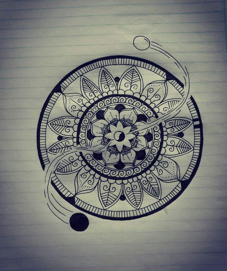 Rotura de estructuras... Shing shang #ShingShang #Tattoo #Diseño #Mandalas #Hipster
