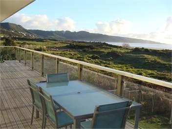 Deck on Ahipara Beach Retreat