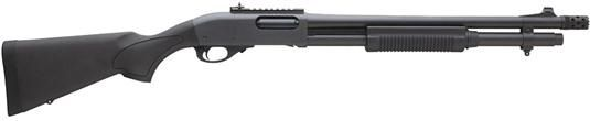 "REMINGTON 870 EXPRESS TACTICAL 12GA, 18"", BLACK, 7RD EXTENDED TUBE"