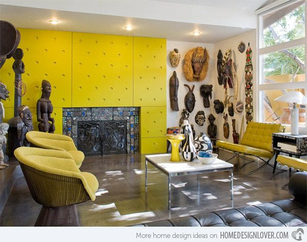 103 best Decorating with masks images on Pinterest | African style ...