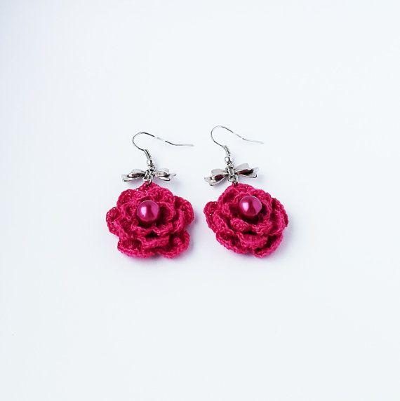 Flower Jewelry Handcrafted artisan jewelry by CatanaHandmade