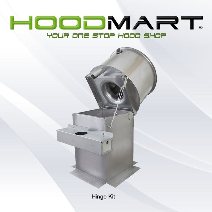 The Hinge Kit comes with the hinges  chains  and screws to install  One  Hinge Kit will be necessary for each exhaust fan. 111 best HoodMart Hood and Ventilation Systems images on Pinterest