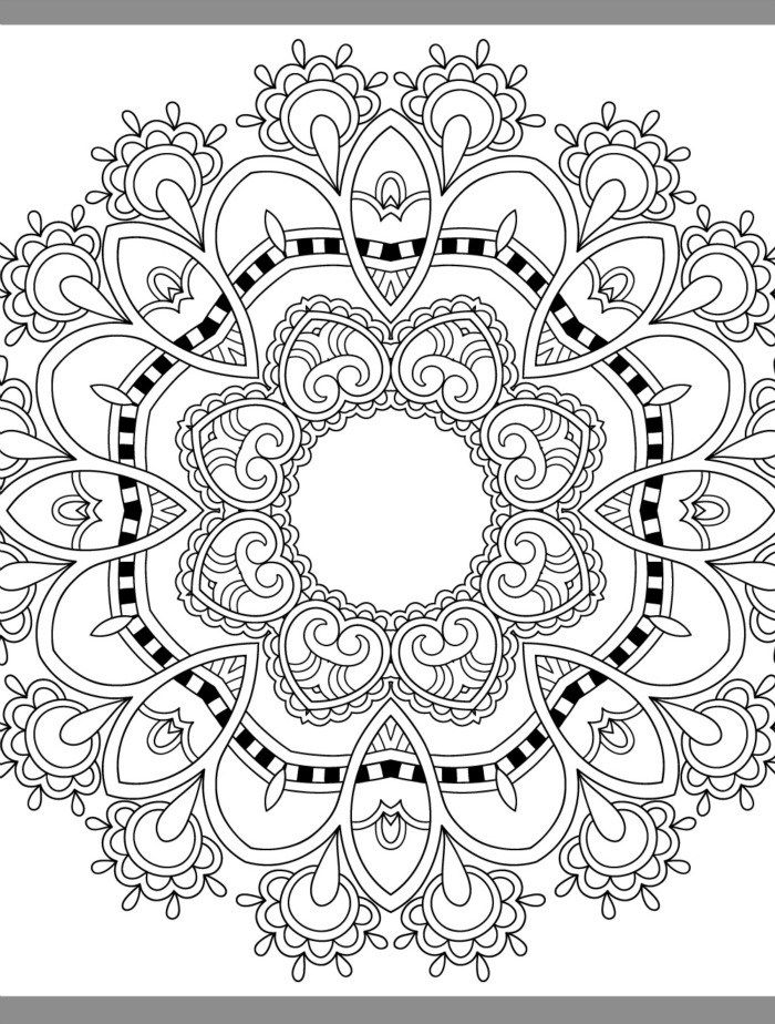 15 Best Adult Coloring Images On Pinterest
