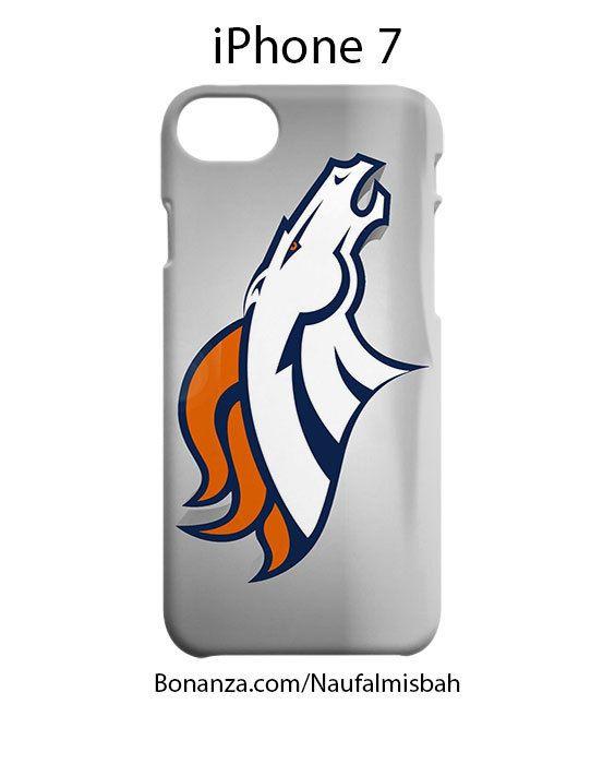 Denver Broncos #2 iPhone 7 Case Cover Wrap Around