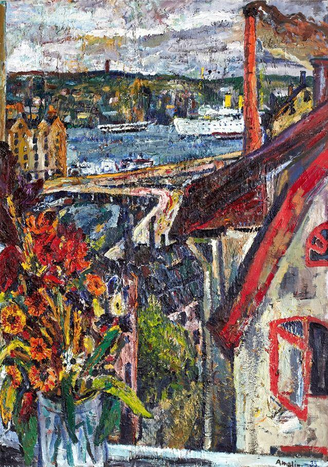 Albin Amelin - From the Studio