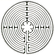 The use of the labyrinth as a spiritual tool became popular during the time of the Crusades when conflict in the Holy Land prevented medieval Christians from making their required pilgrimage to Jerusalem. Church leaders designated seven great European cathedrals as pilgrimage sites and installed labyrinth patterns (technically, unicursal paths) on the floor of several of them. By following the path, pilgrims could make a symbolic journey to Jerusalem, with the center of the labyrinth…