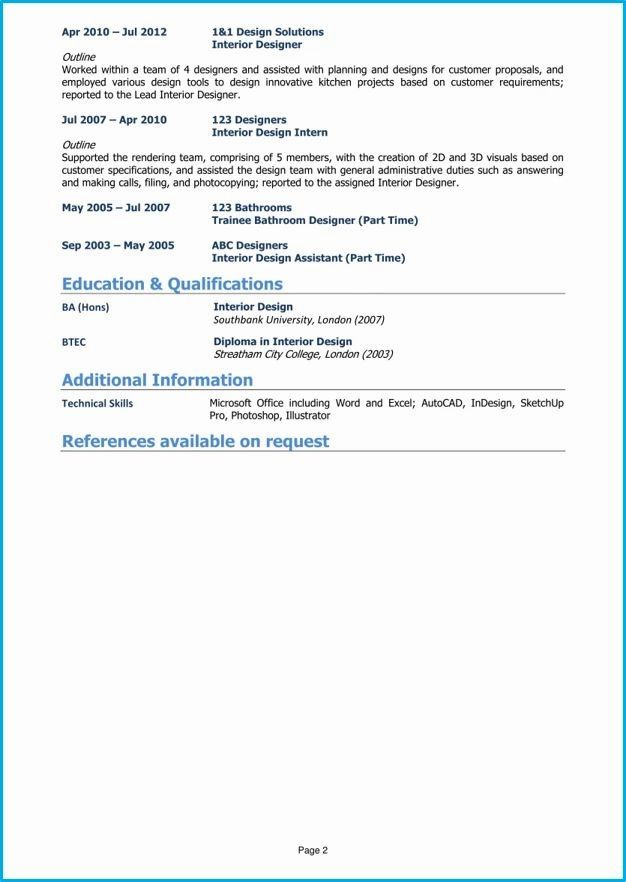 Resume Example Cv Example Professional And Creative Resume Design Cover Letter For Ms Word Resume Examples Cv Examples Cv Design