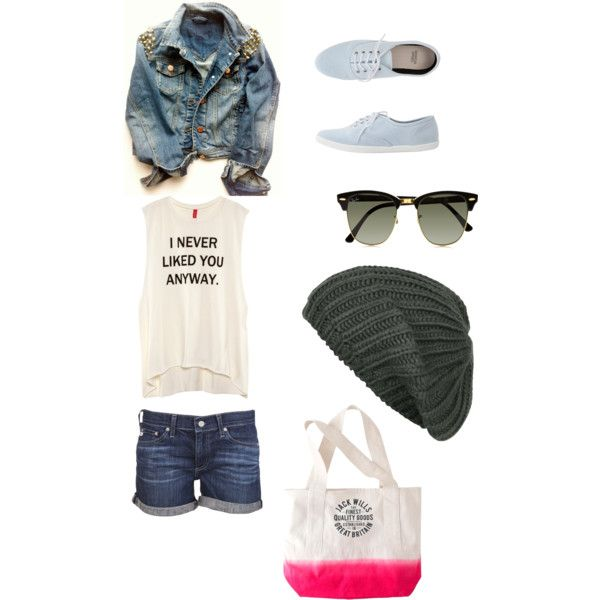 Daily casual. Boyish. by salsabilathamrin on Polyvore