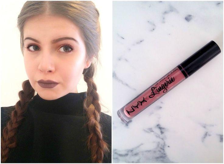 Noradler: NYX lipsticks