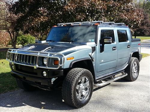 Used Hummer Trucks, Vans or SUVs with H2 model